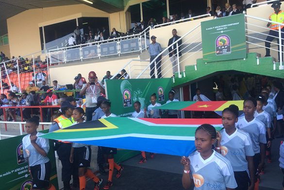 CAF African Womens Championship 2014