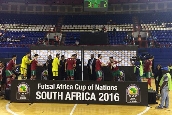 CAF AFCON Futsal